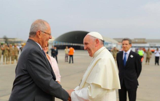 papafranciscoenperu21212