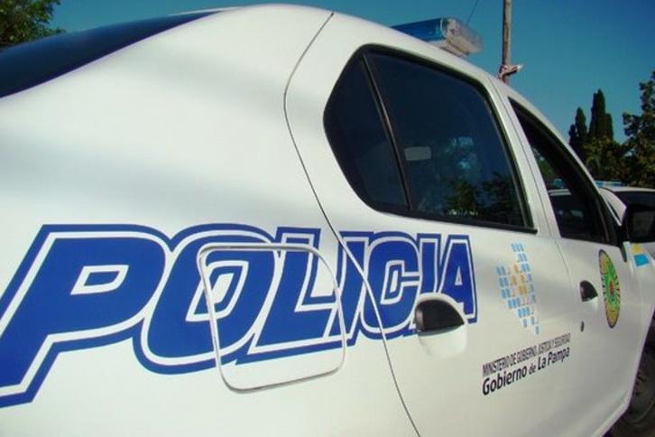 Diputada pide más patrulleros para Intendente Alvear