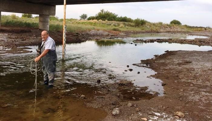 Berhongaray pide informe a Nación por el amparo por el comité de cuenca del Desaguadero