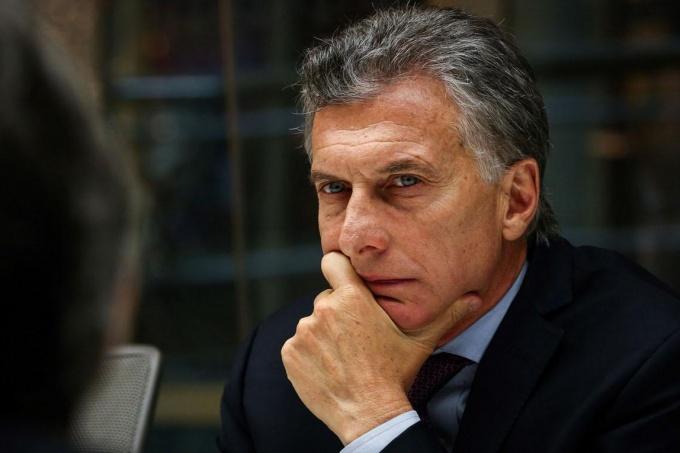 Se dispara el riesgo país y Macri dice que es porque hay temor a que le gane CFK
