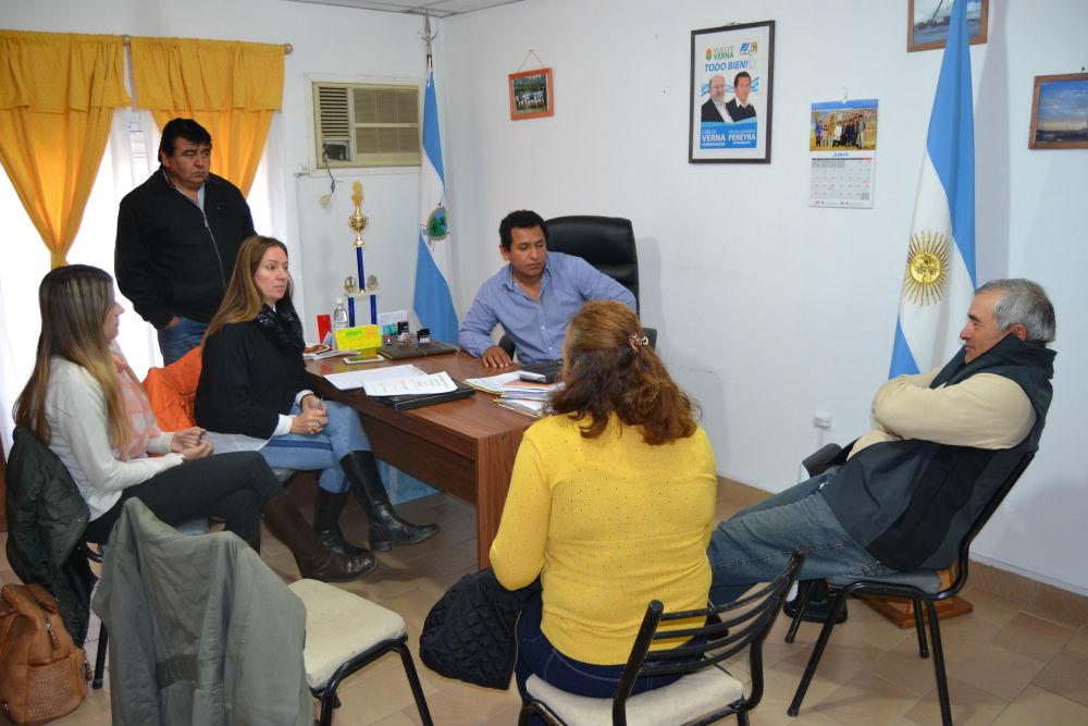 La Humada: continúa el asesoramiento a puesteros de la zona