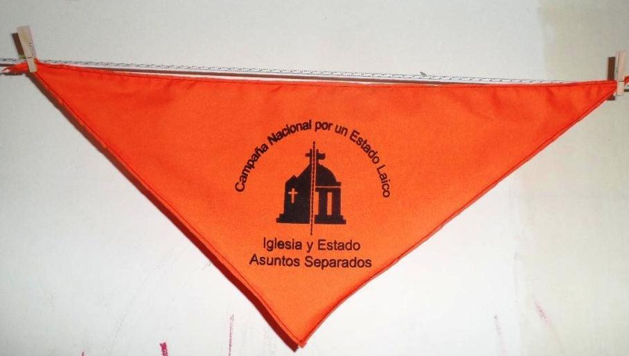 Debate sobre el aborto: qué simboliza el pañuelo naranja