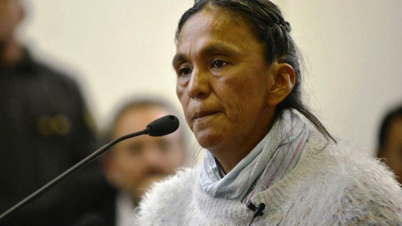 """Milagro Sala presionó al Gobierno: """"Que vea cómo hace para liberarnos"""""""