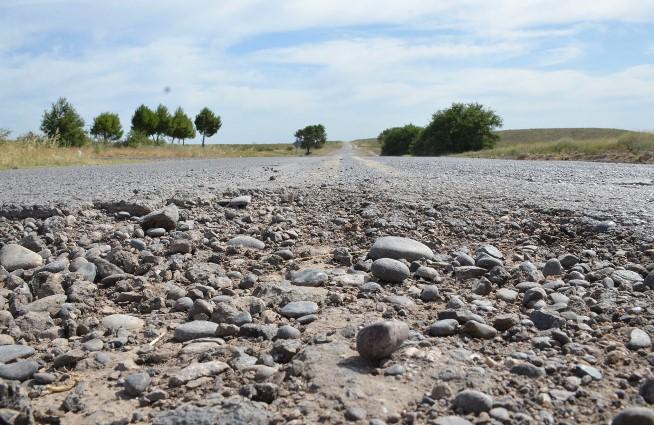 Diputada pide una «rápida y efectiva solución» al deterioro de rutas nacionales