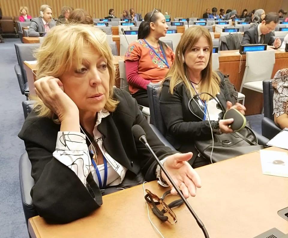 """Durango en ONU Mujeres: """"Preocupan los femicidios"""""""