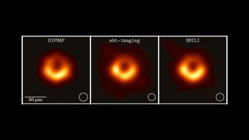Presentan la primera foto de un agujero negro, un hito histórico para la ciencia