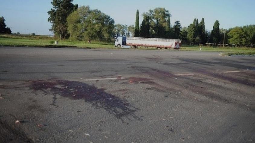 Tragedia en Carmen de Areco: murieron 8 personas en un choque frontal