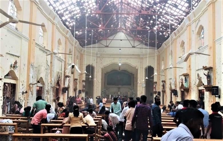 Cadena de atentados en Siri Lanka: hay al menos 200 muertos