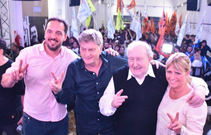 Ziliotto recordó, a un año, el triunfo electoral que lo llevó a la gobernación