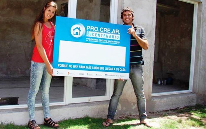 Nuevo lanzamiento de la línea ProCreAr