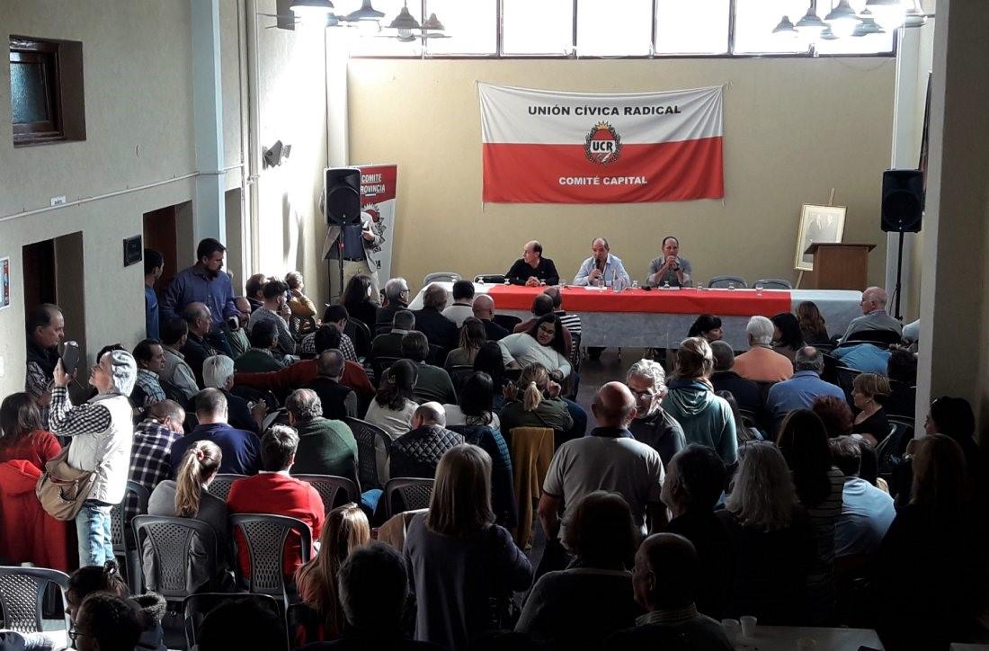 La UCR pampeana aprobó seguir en alianza con el PRO