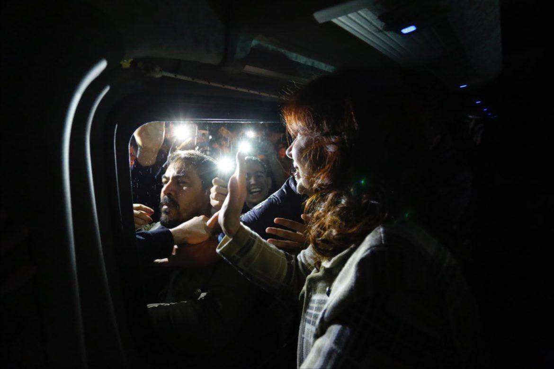 Llegó Cristina: «Qué alegría volver a La Pampa»