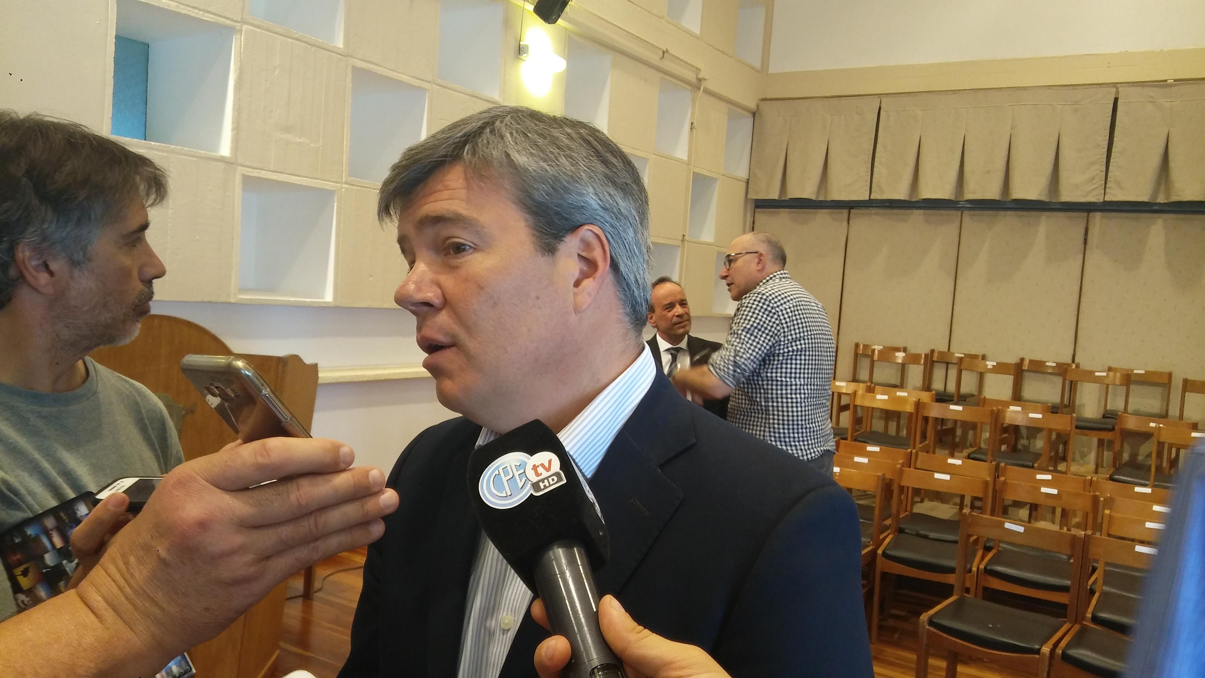 Alvarez: «Tenemos una situación menos compleja que hace 60 días»