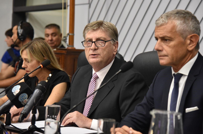 Ziliotto va a Diputados: defensa de la política sanitaria y relanzamiento pospandemia