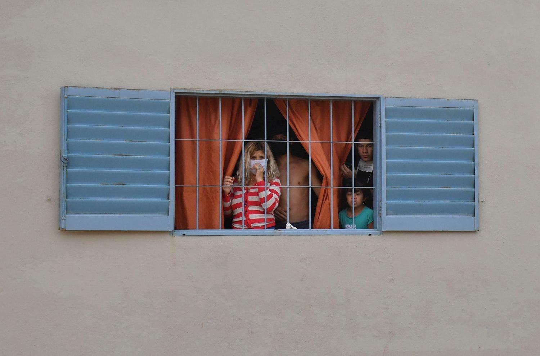 No salir: el gobernador pidió a los pampeanos el aislamiento social voluntario