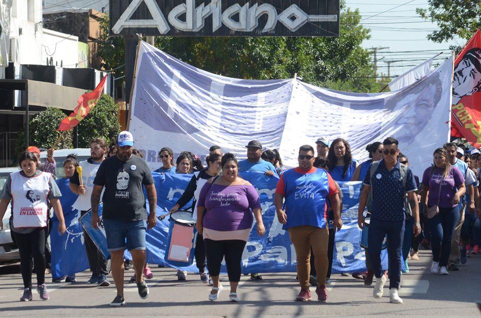 Organizaciones sociales y gremiales lanzan campaña de apoyo a la expropiación de Vicentin