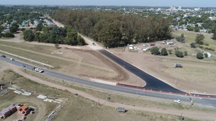Ziliotto encabezará en Pico licitación de pavimento por $ 550 millones