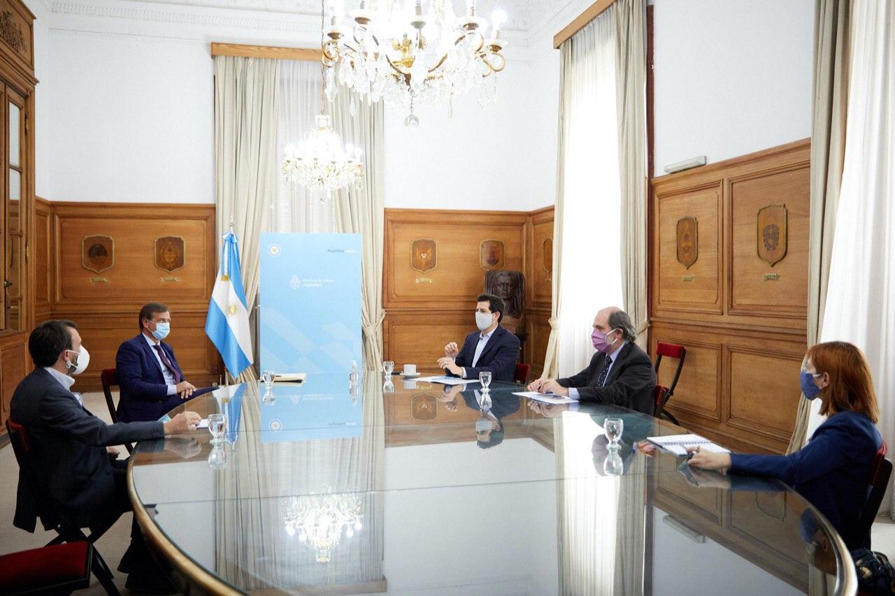 Mendoza adelantó a Nación la propuesta por Portezuelo: veedores y fondo de garantía