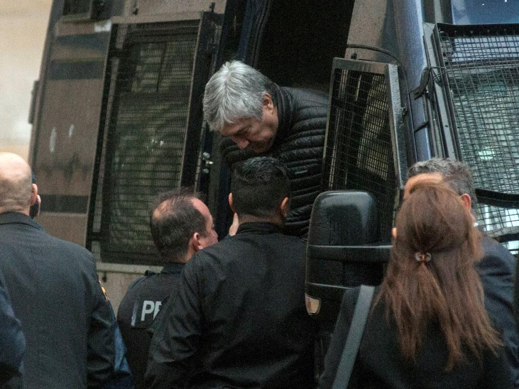 Excarcelan a Lázaro Báez y queda con domiciliaria por otro expediente