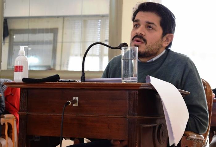 Crimen de Gutiérrez: concejales, sin consenso, para repudiar al comunicado de Juntos por el Cambio
