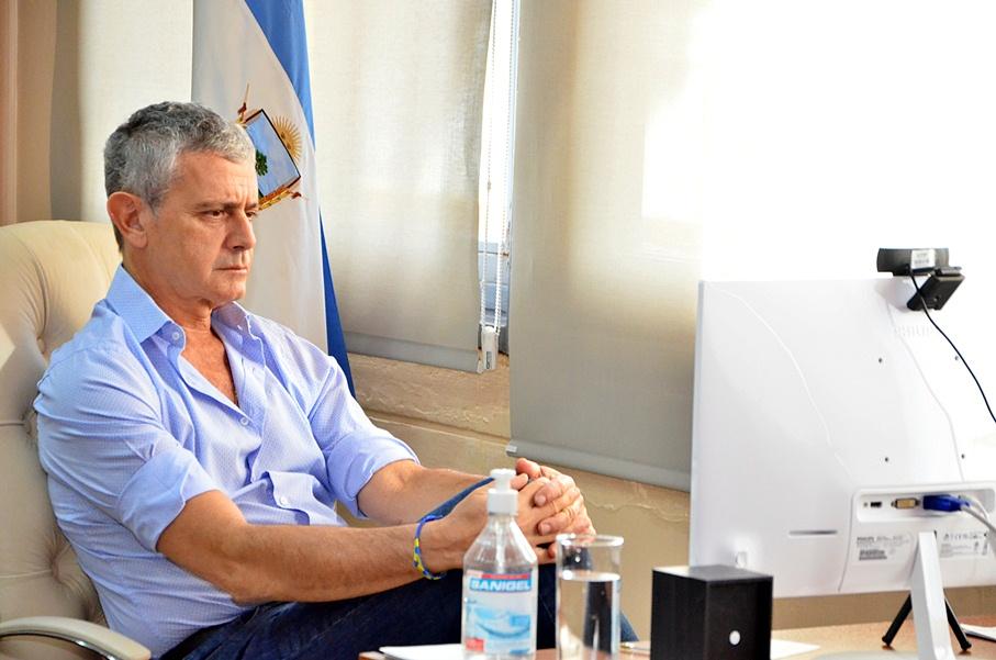 Fernández participó del primer Foro Federal de Autoridades Parlamentarias