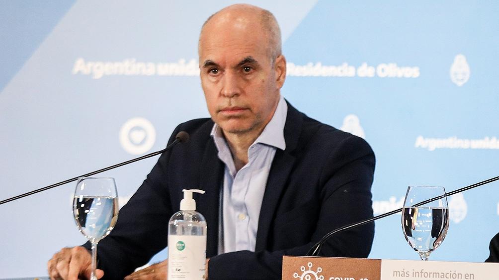 Rodríguez Larreta ya se lanza para 2023: «Estoy para un proyecto nacional»