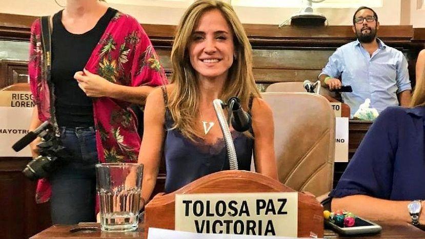 Tolosa Paz: «Hay un Estado presente en la pandemia»