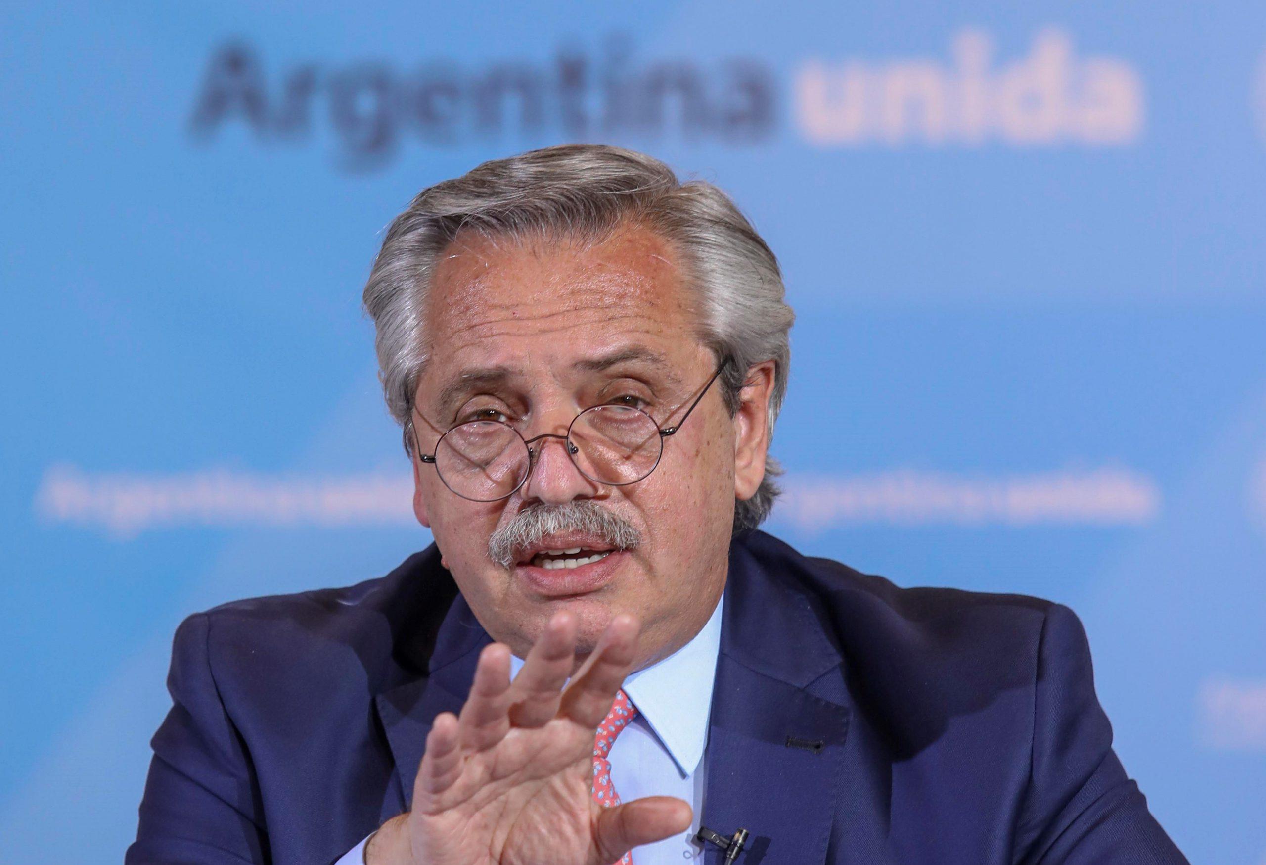 El presidente anunció restricciones de circulación en 18 provincias: no incluye a La Pampa