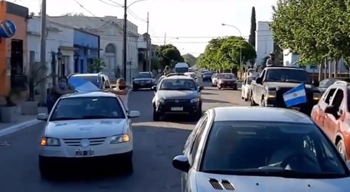 17 de Octubre: Victorica, la única localidad pampeana donde hubo una marcha