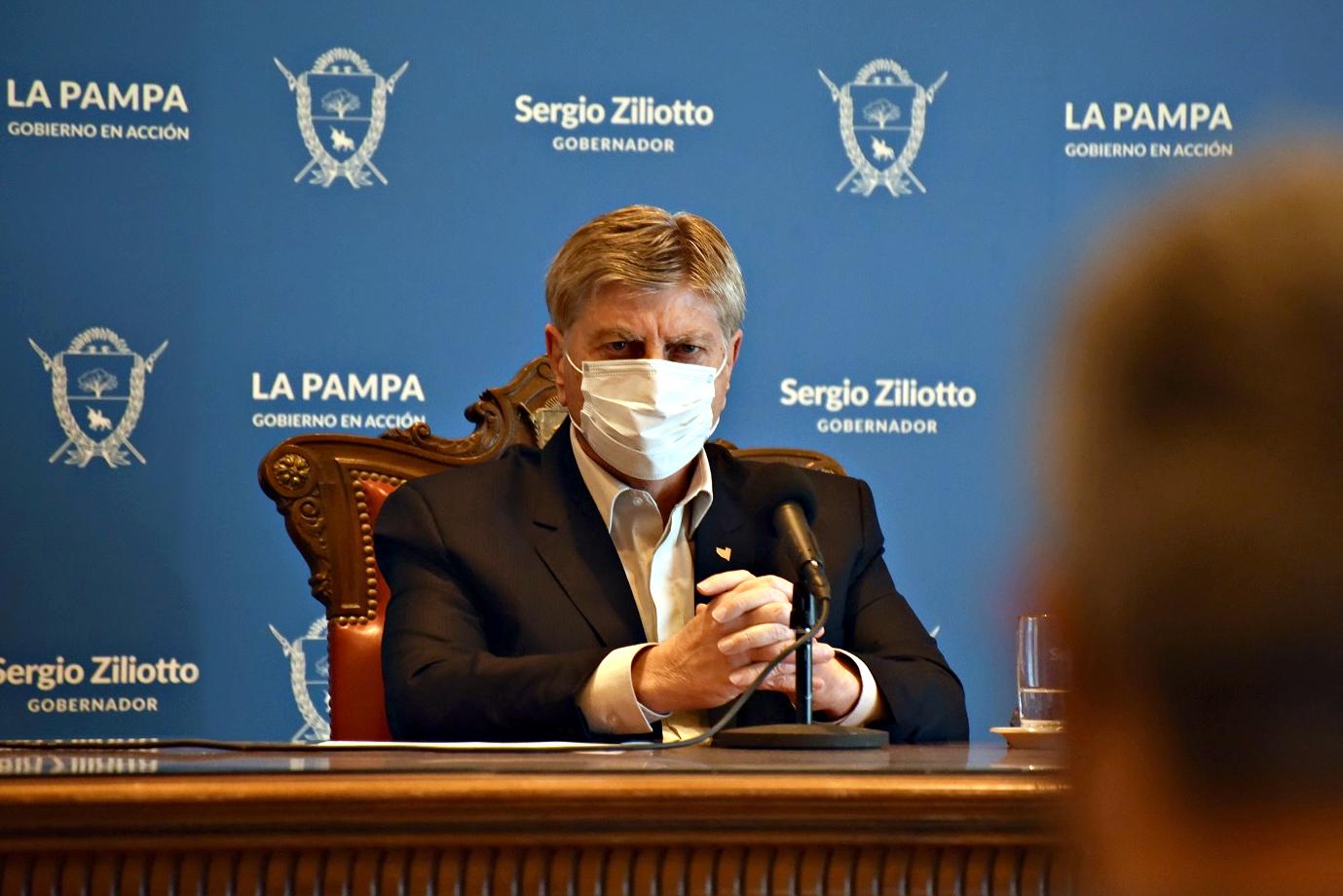 Este martes, con la vacunación de Ziliotto, se lanza la campaña contra el covid en La Pampa