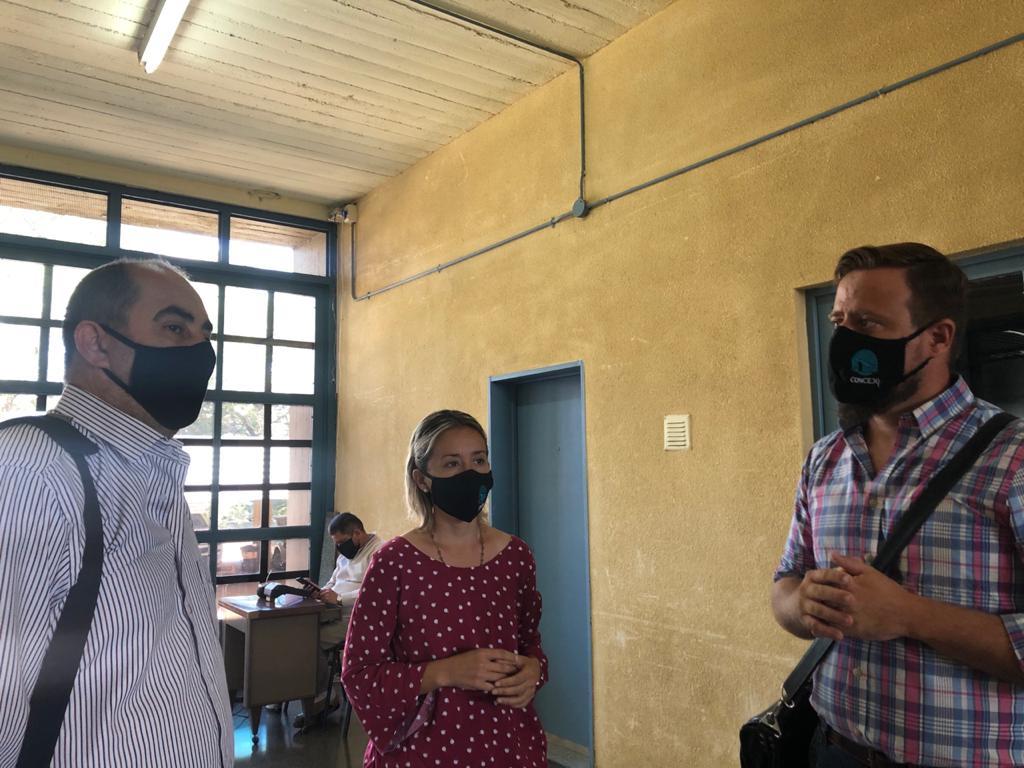 Concejales de Pico entregaron petitorio a Ziliotto con reclamos del sector gastronómico