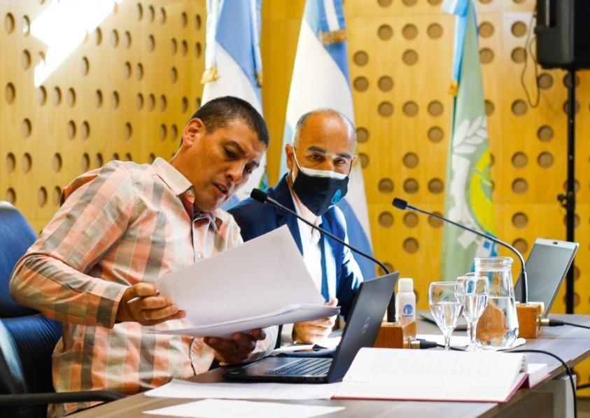 Pico: Daniel López continuará siendo el presidente del concejo deliberante
