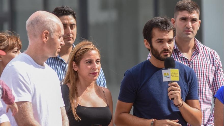 Rodríguez Larreta nombró jefe de asesores al pampeano que incomodó a CFK en Harvard