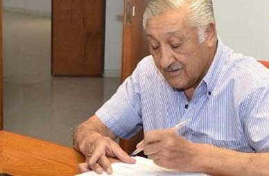 Falleció el dirigente peronista santarroseño Valentín Contreras