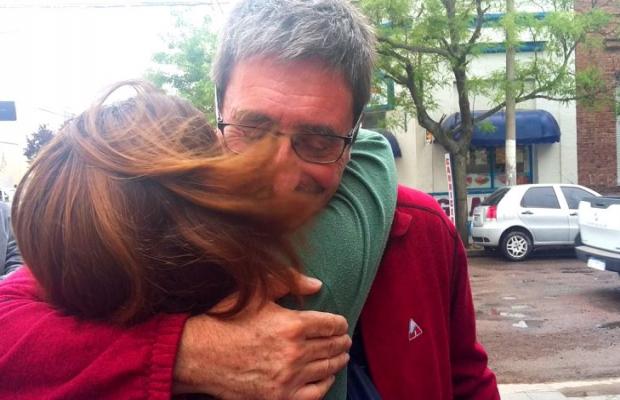 """Prina, en libertad: """"Nos estigmatizan por ser kirchneristas"""""""