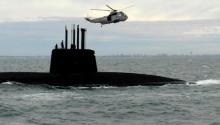 Las 7 llamadas no se hicieron desde el submarino