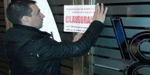 Santa Rosa: clausuran tres locales nocturnos