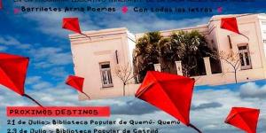 La Casa Museo Olga Orozco, sale de vacaciones