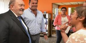 Doblas: Verna entregó 18 créditos a emprendedores
