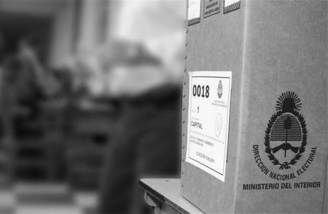 Legislativas: por la pandemia, en La Pampa sumaron 30 escuelas para votar