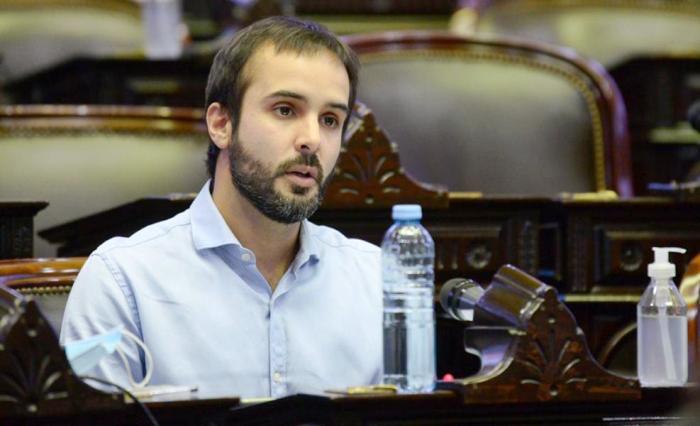 """Maquieyra avisa a la UCR: """"Si priman las ambiciones personales, vamos a las PASO"""""""