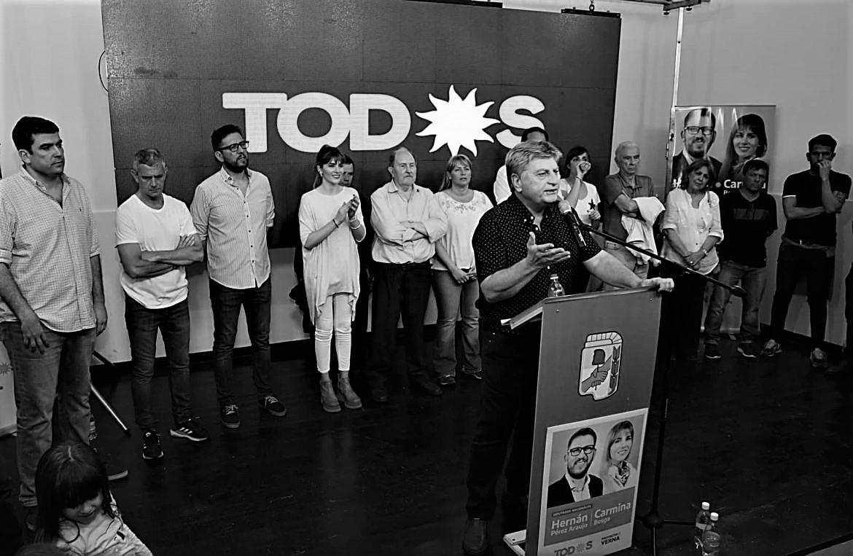 El PJ pampeano suspendió las elecciones en lugares donde hay más de una lista